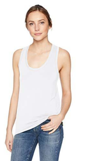 Amazon Brand - Daily Ritual Jersey Racerback Tank Top