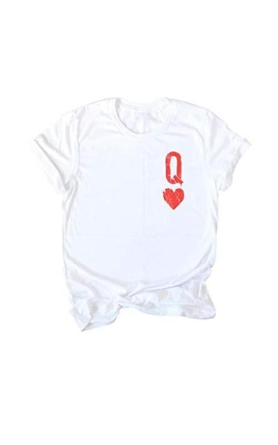 Anbech Queen of Hearts Shirt