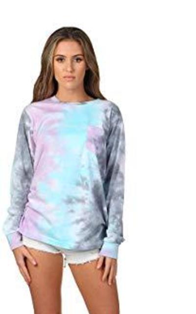 Unisex Tie Dye Sweatshirt