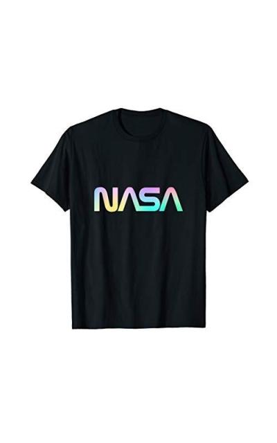 80's NASA Vintage Logo T-Shirt