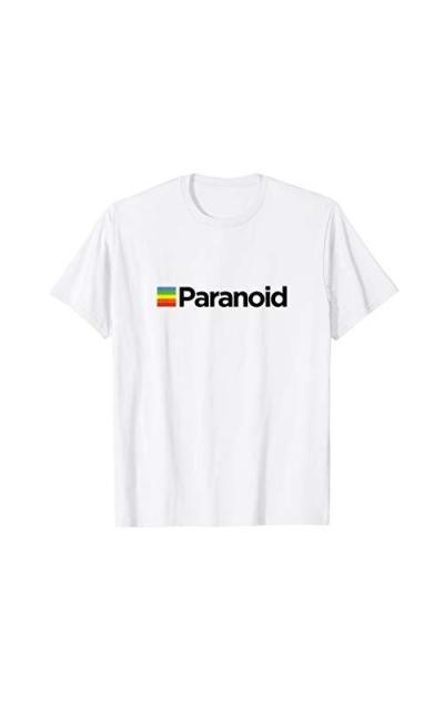 Paranoid - Paranoid Tshirt
