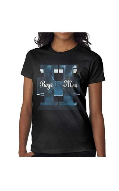 Boyz Ii Men II T-Shirt Black