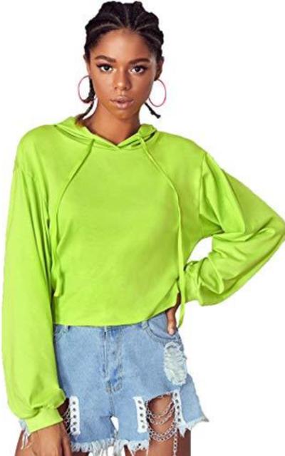 MakeMeChic  Sweatshirt