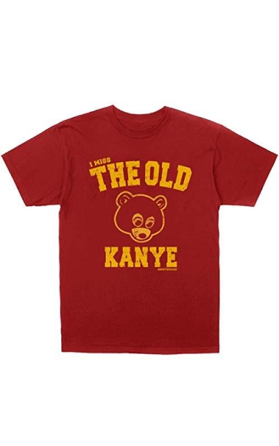 Kanye West I Miss The Old Kanye College Dropout T-Shirt