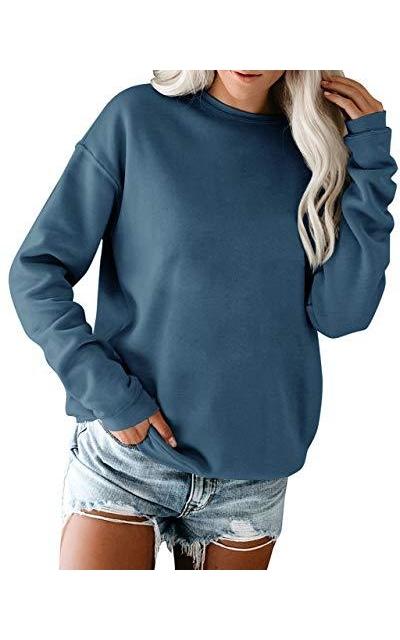 Hilltichu Pullover Sweatshirt