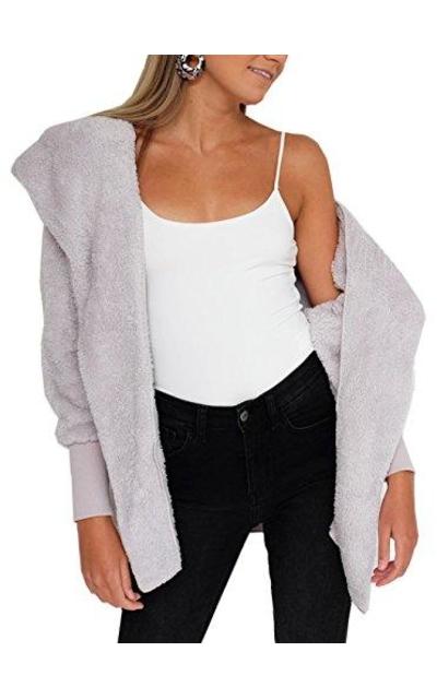 BTFBM Cardigan Hooded Jacket