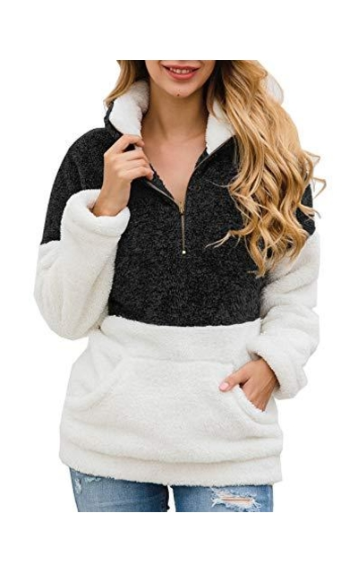 BTFBM Soft Fleece Pullover