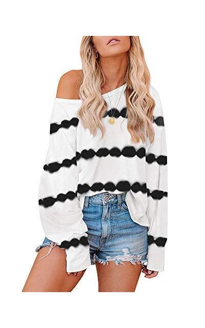 Inorin Color Block Sweatshirt
