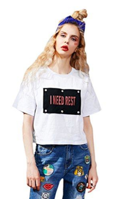 Elf Sack Rest T Shirt