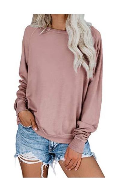 Dokotoo Thin Pullover Sweatshirt