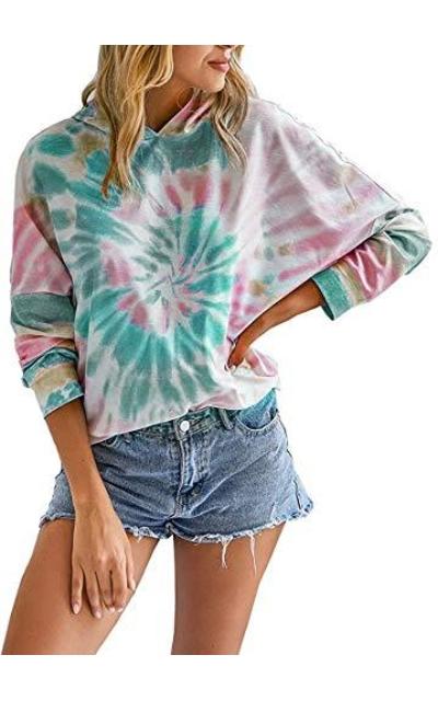 GOORY Tie Dye Sweatshirt