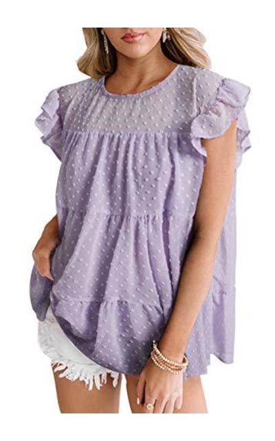 Sofia's Choice Babydoll Top