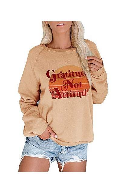 Ferrtye Gratitude not Attitude
