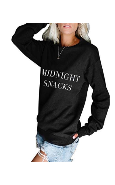 CHYRII Midnight Snacks Sweatshirt