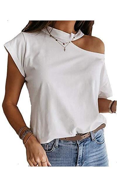 Off Shoulder T-Shirt
