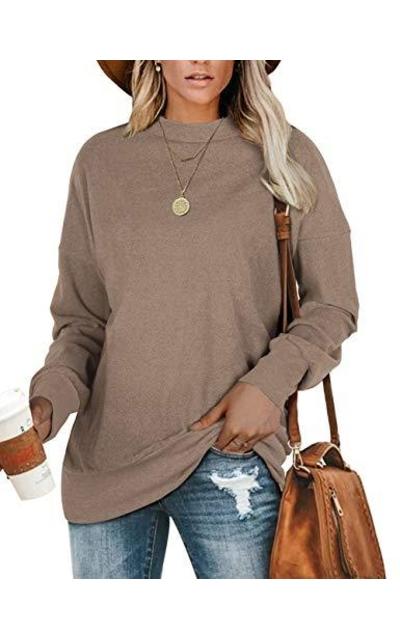 NSQTBA Oversized Sweatshirt