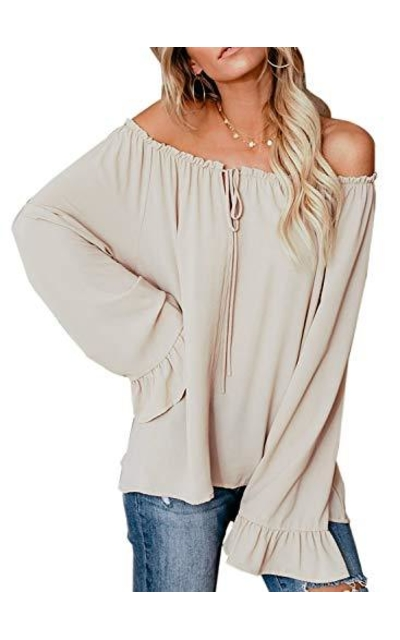Eytino Off The Shoulder Top