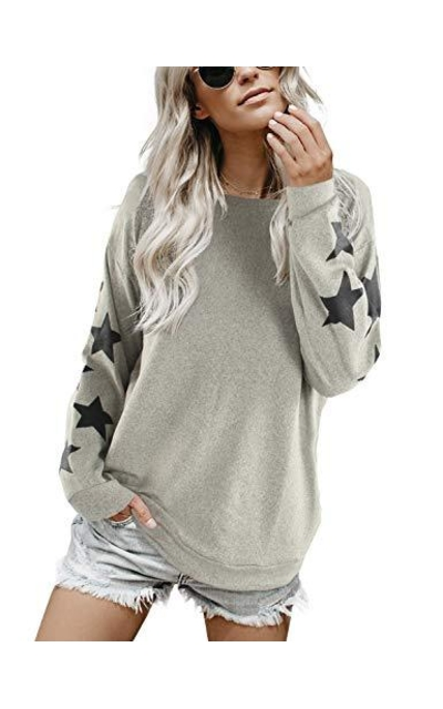 Blooming Jelly Knit Pullover Sweatshirt