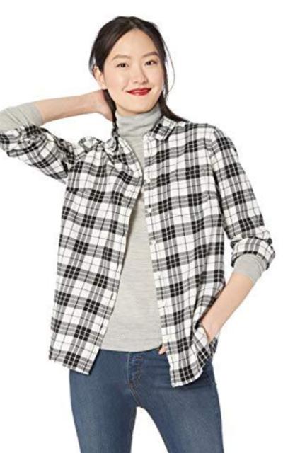 J.Crew Mercantile Flannel Shirt