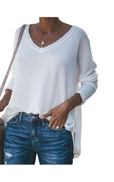 NACY Pullover Top