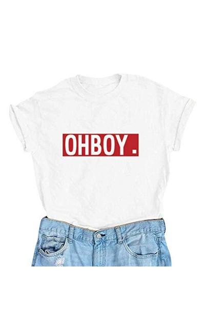 YITAN Oh Boy Top