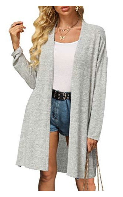 Jayscreate Lightweight Cardigan