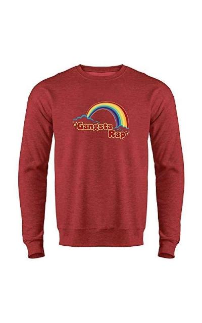 Gangsta Rap Retro Sweatshirt