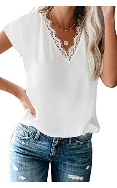 Acelitt Lace Top