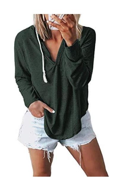 Azokoe Oversized Sweatshirt Hoodie