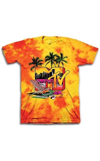 MTV Tie Dye Shirt
