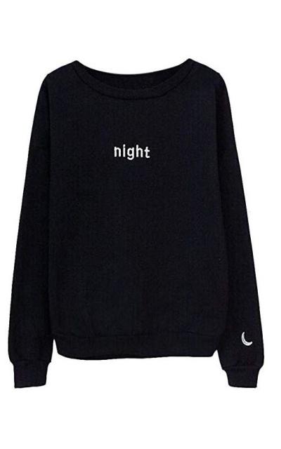 greatmeet Night Sweatshirt