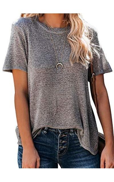 BLENCOT Cute Short Sleeve Shirt