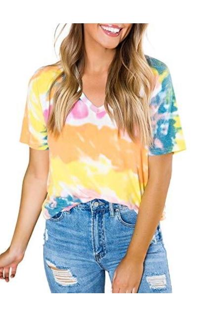 Dokoto Tie Dye T-Shirt