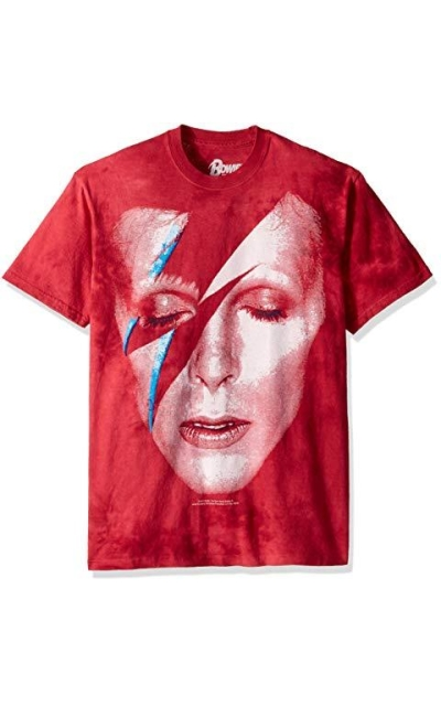 Liquid Blue David Bowie T-Shirt