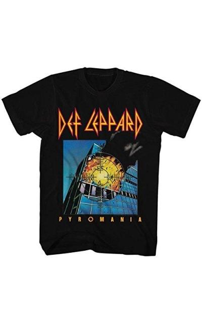 Def Leppard 80s T-Shirt