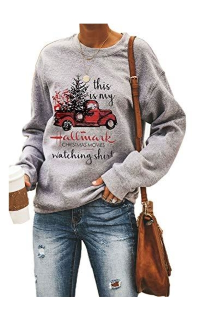 "Dokotoo ""This is my Hallmark Christmas Movies Watching Shirt"""