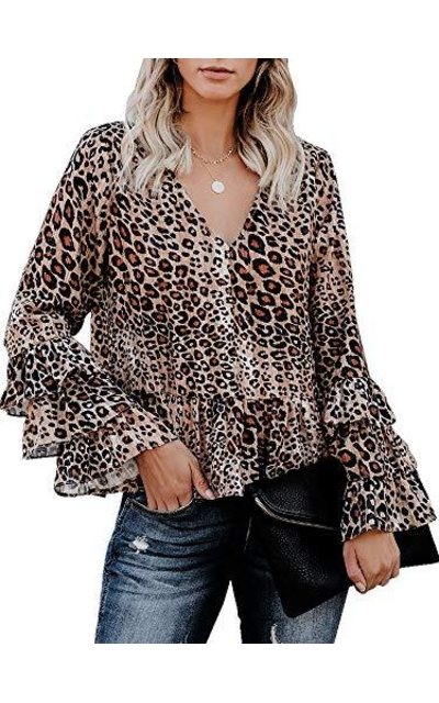 Bigyonger Leopard Top