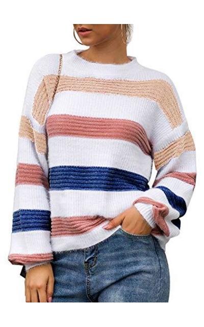 Arjungo Pullover Sweater