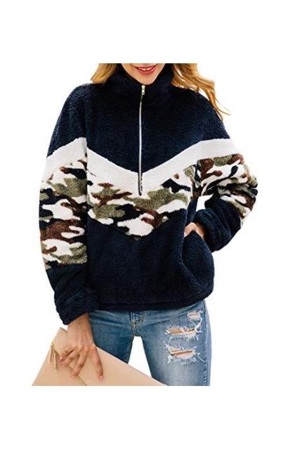 KIRUNDO Pullovers Fleece