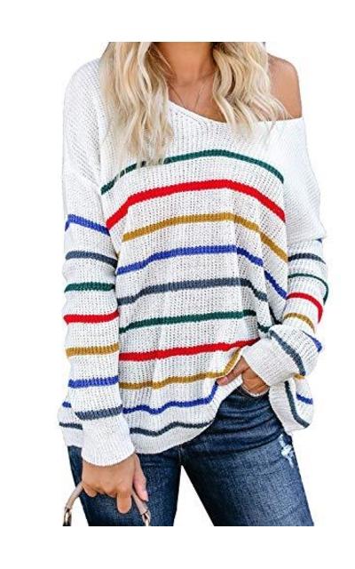 Dokotoo Striped Top