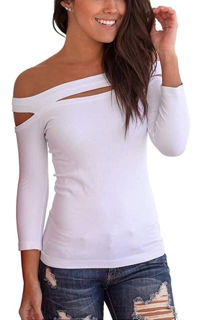 Dressmine Off Shoulder Top