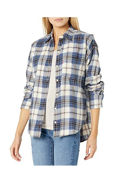 Levi's Relaxed Flannel Shirt