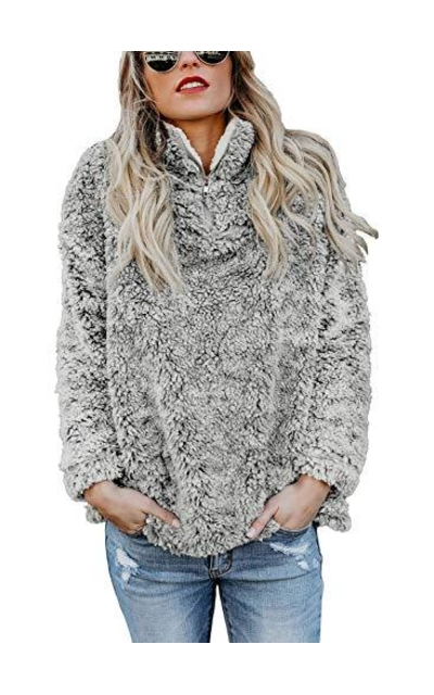 Dokotoo Sherpa Sweatshirt