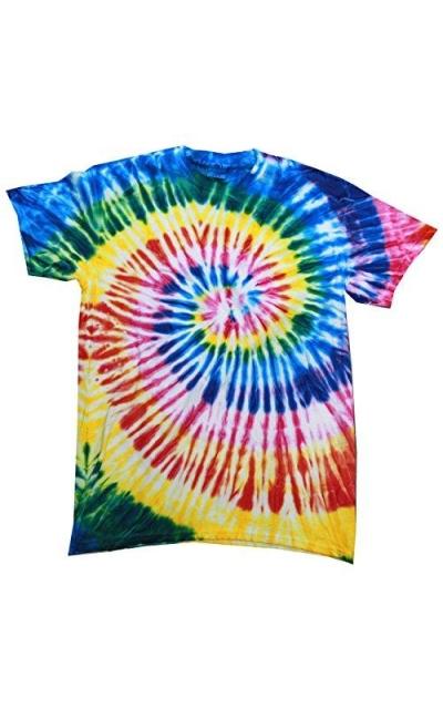 Colortone Tie Dye Vintage T-Shirt