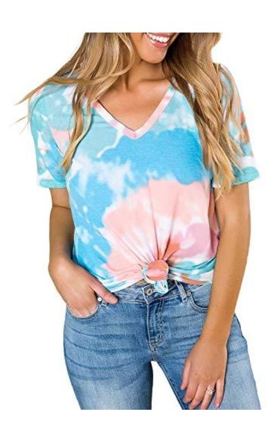 Dokotoo Tie Dye T-Shirt