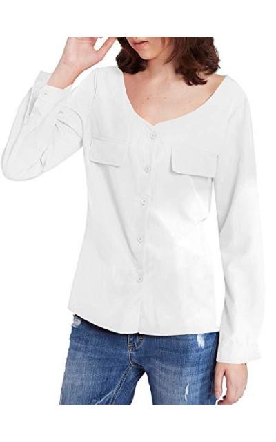 Kaei&Shi Button Down Shirt