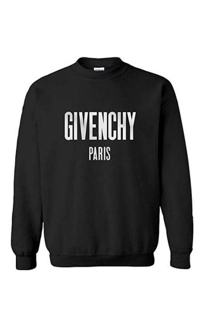Givenchy Paris Inspired Sweatshirt