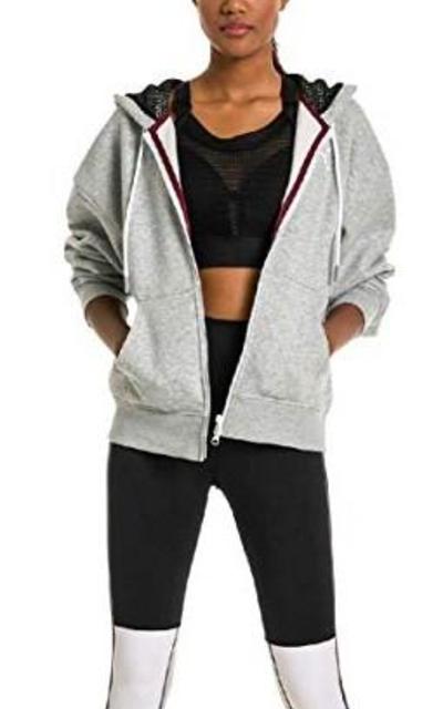 PUMA  Sg X 7/8 Zip Up Sweatshirt