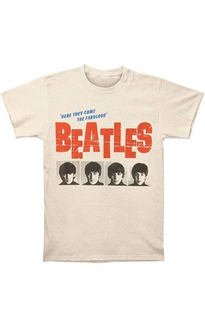 Bravado Beatles American Tour 1964 T-Shirt