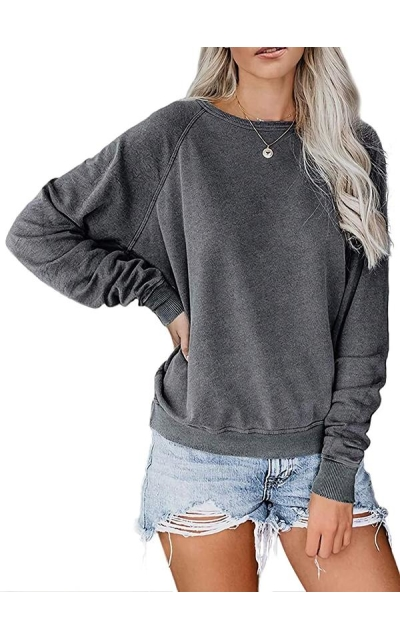 Alelly Pullover Sweatshirt